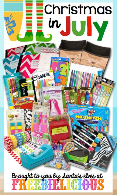 Favorite School Supplies Giveaway