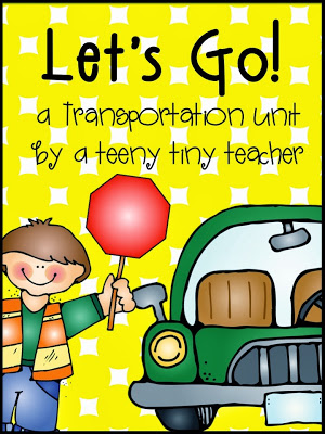 Let's Go!  A Transportation Unit