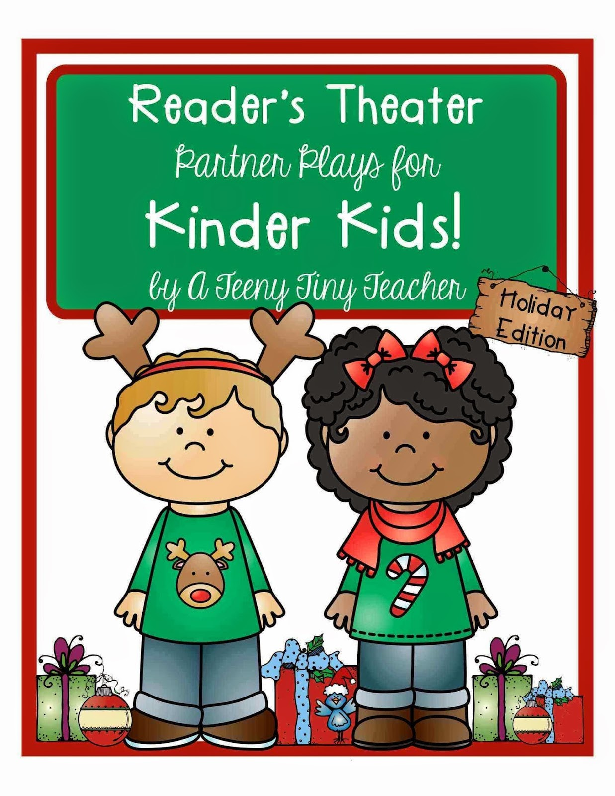 Reader's Theater – Holiday Edition