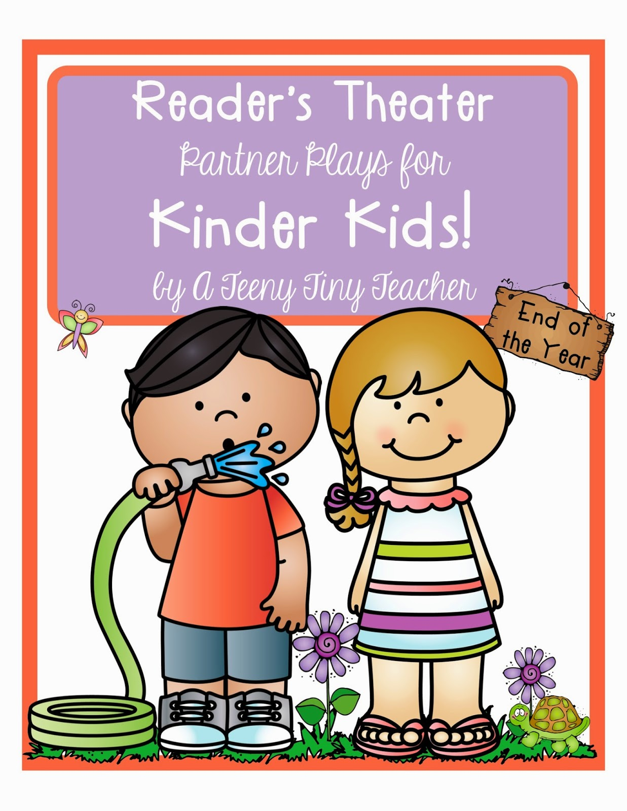 Reader's Theater {End of the Year}