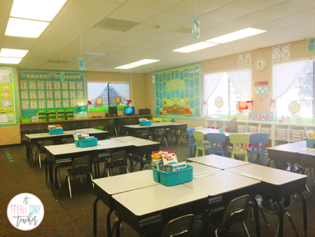 Monday Motivation – Classroom Reveal 2017