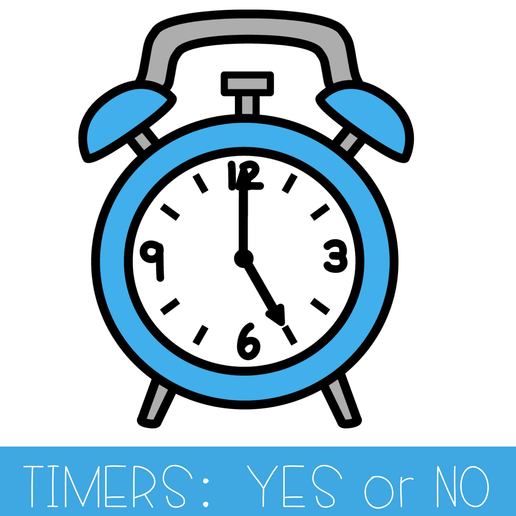 Timers – YES OR NO